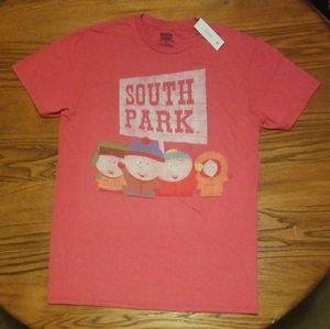 South Park 🏔️ Shirt Medium Cartman Stan Kenny